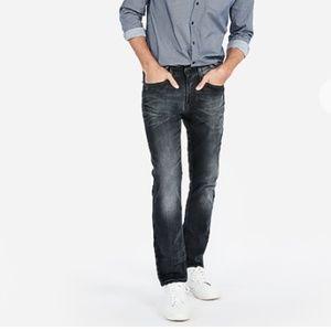 NWT Express Slim Stretch Jeans 42x34